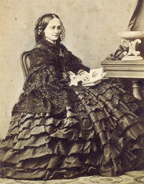 Natalia Lanskaya nee Goncharova.1860