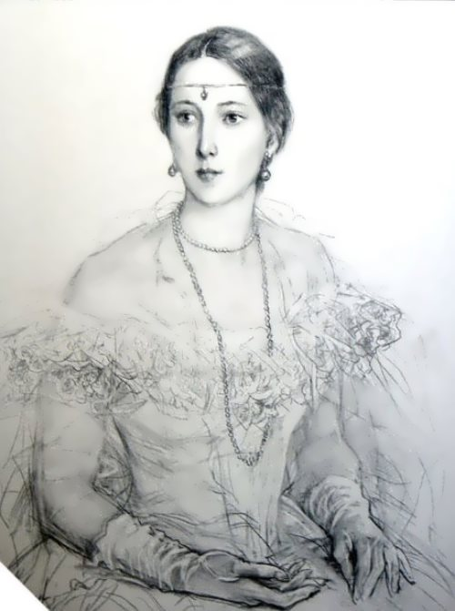 Ustinov Natalie 1988