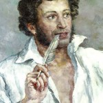 Pushkin and list of his women