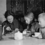 Leningrad Blockade dinner