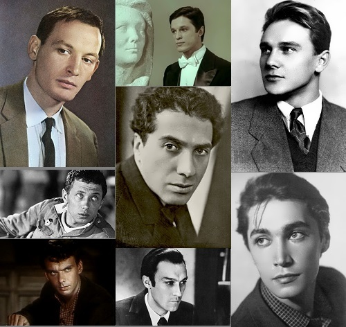 Most Handsome Soviet Actors