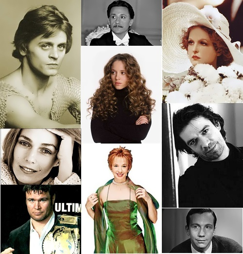 Russian actors in western TV series