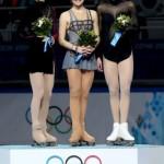 Adelina Sotnikova Olympic champion