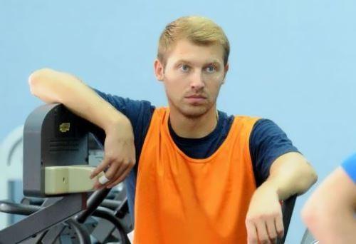 Alexander Eremenko, hockey