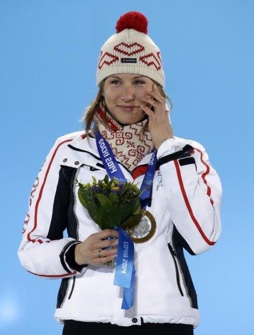 Anastasia Kuzmina –Olympic Champion