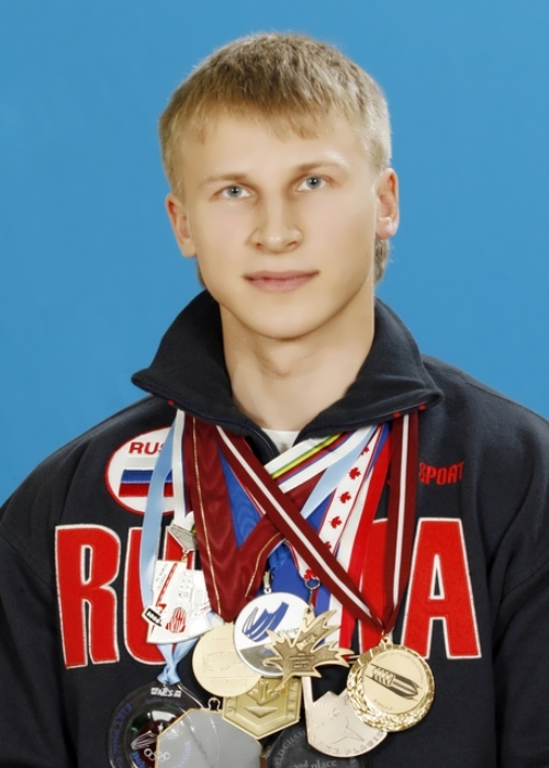 Dmitry Trunenkov, bobsleigh