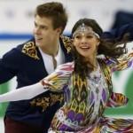 Ilinykh Katsalov ice dancers