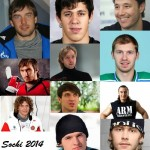 Most attractive Russian athletes at the Olympics