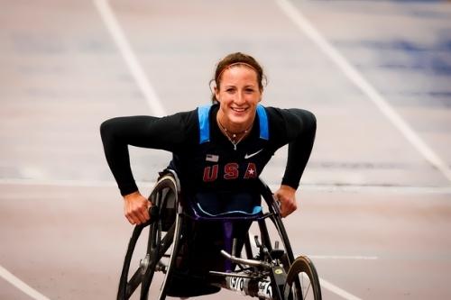 Tatyana McFadden – Paralympics Champion