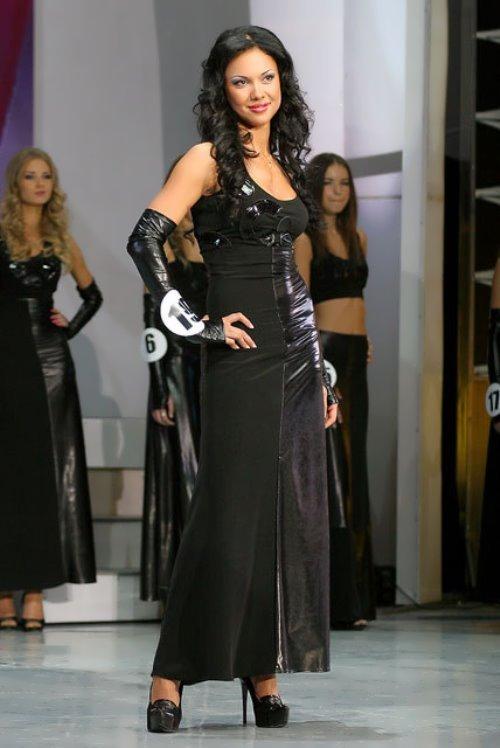 Yana Lapikova Miss Moscow 2008