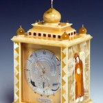 Orthodox Easter clock