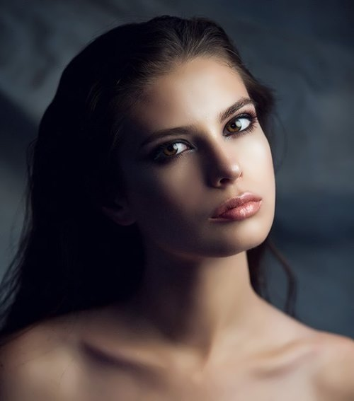 Nastya Trusova - Beauty of Russia 2013