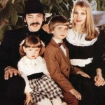 Boyarsky, Larissa Luppian and their children