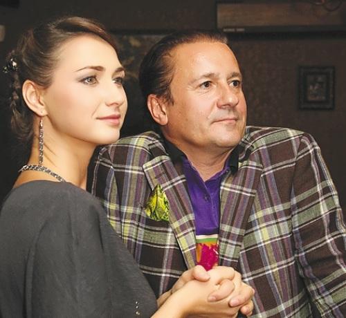 Menshikov and Anastasia Chernova