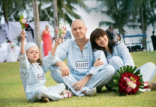 svetlakov wedding in Thailand