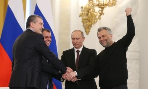 Aleksei Chaly Putin