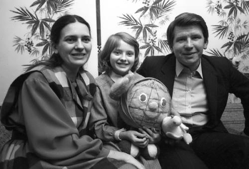 Lycheva parents