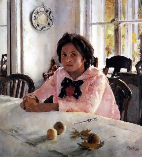 Vera Mamontova Serov