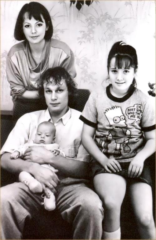 zhigunov family