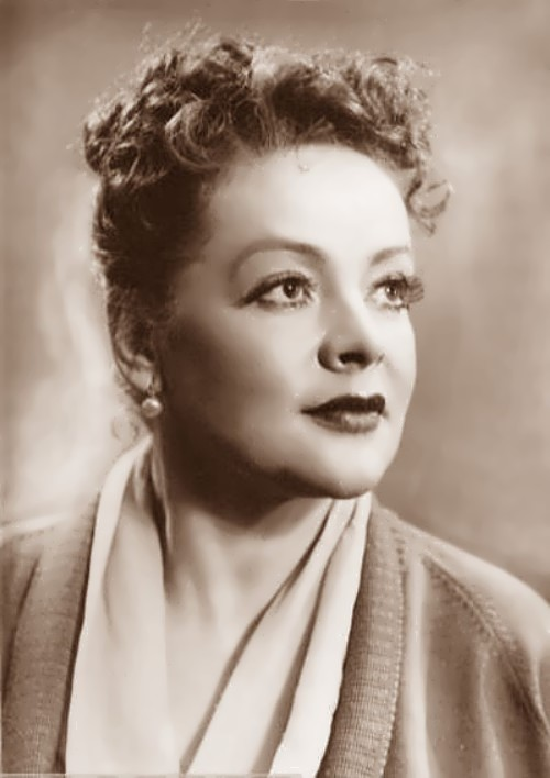 Zoya Fedorova soviet actress