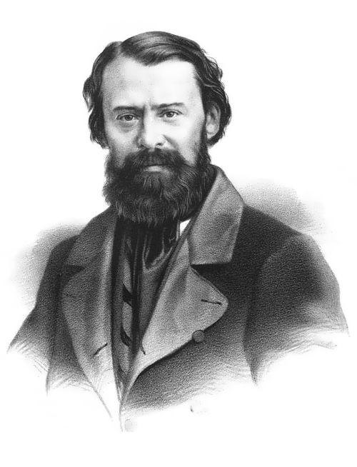 Lev Mei – Russian poet