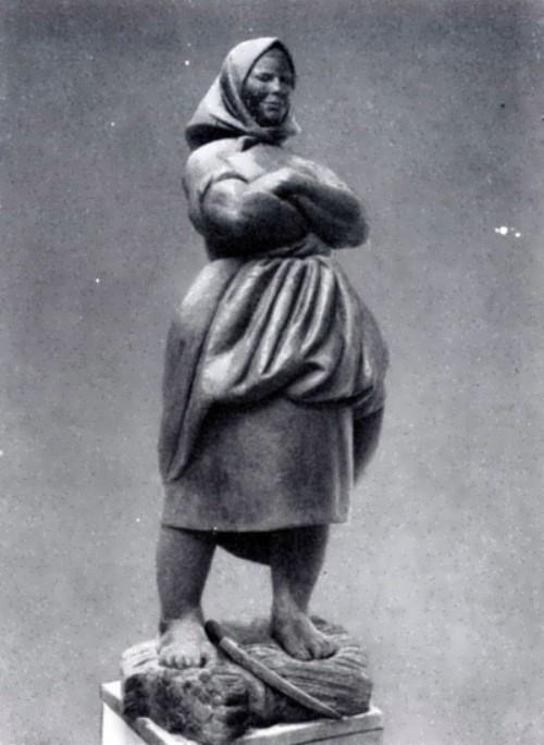 Peasant Woman Mukhina