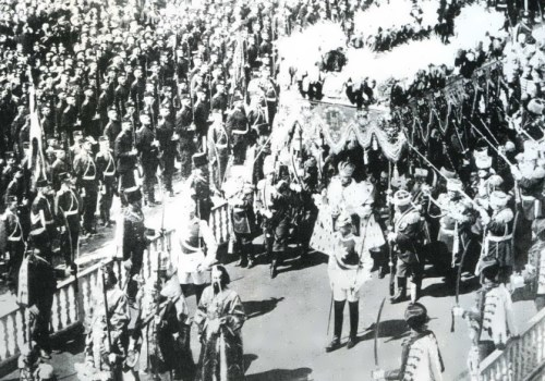 The Coronation of Nicholas II film