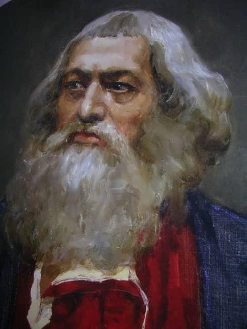 Levitin petrov osip portrait