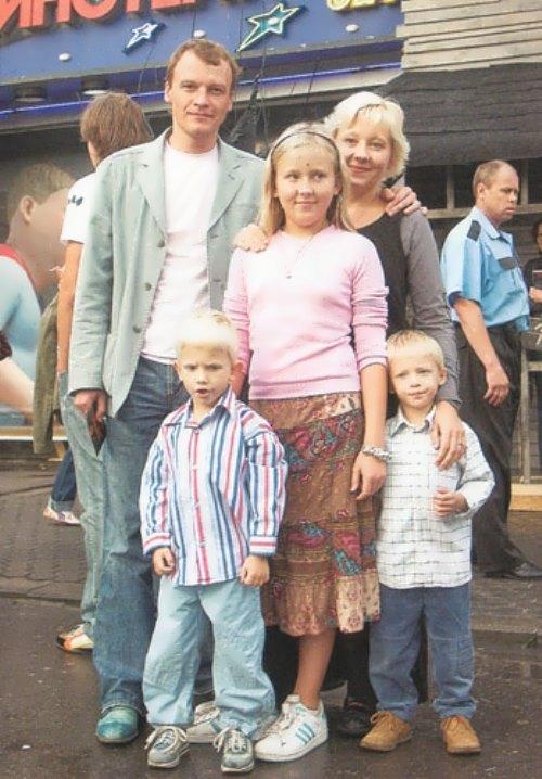 Serebryakov family