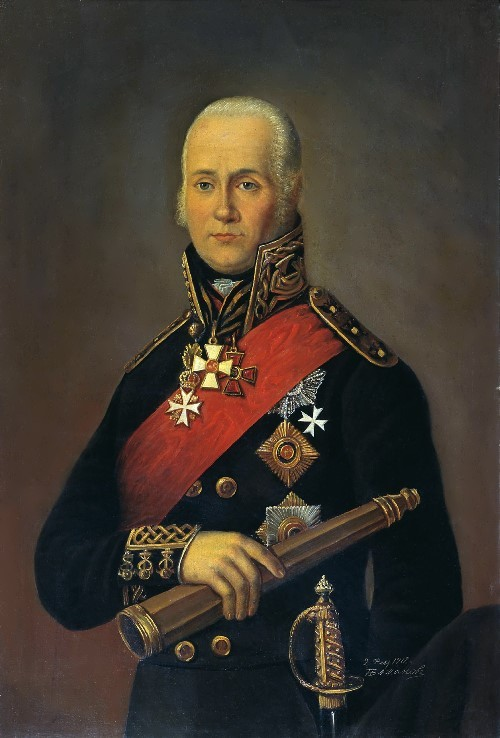 Great Russian Admirals. Fyodor Ushakov