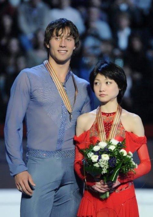 Smirnov – Kawaguchi figure skating