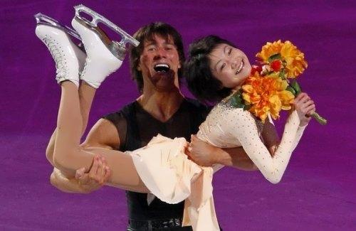 Kawaguchi Smirnov  figure skating