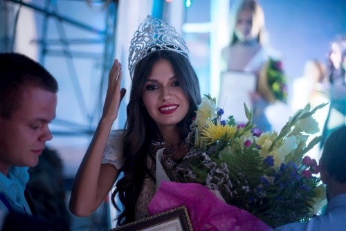Anzhelika - Miss Crimea 2014