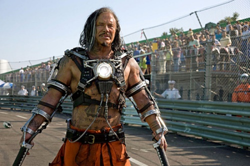 Mickey Rourke Iron Man 2