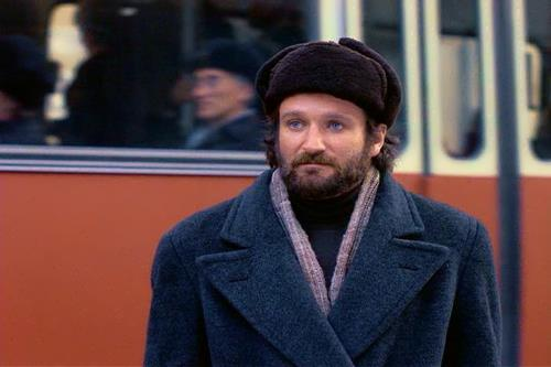 Robin Williams Moscow on the Hudson