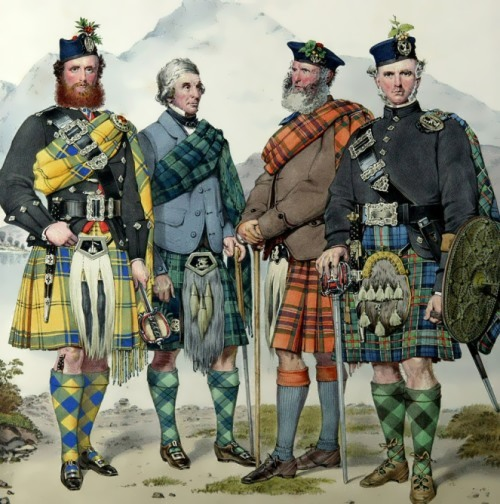 Scottish People in Russian History