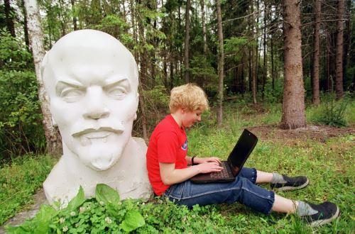 Lithuania Lenin