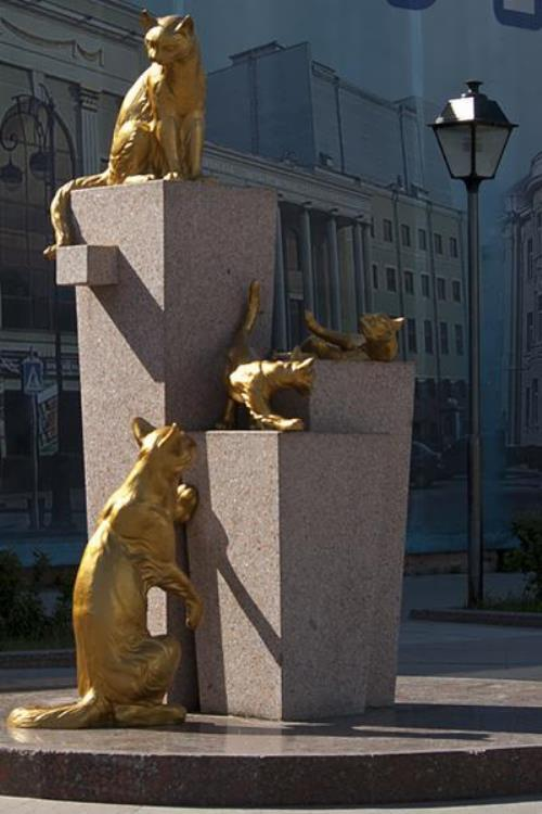 Cats Avenue, Tyumen