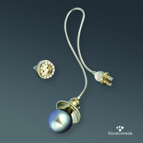 Earrings – Electricity