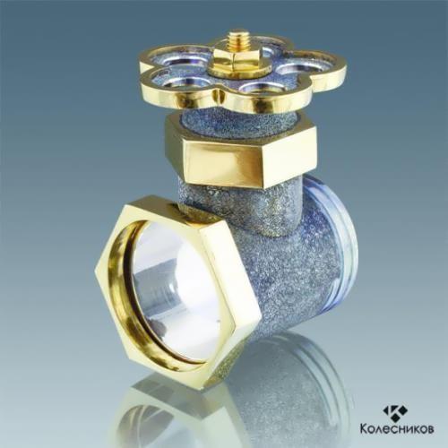 Ring Water Tap