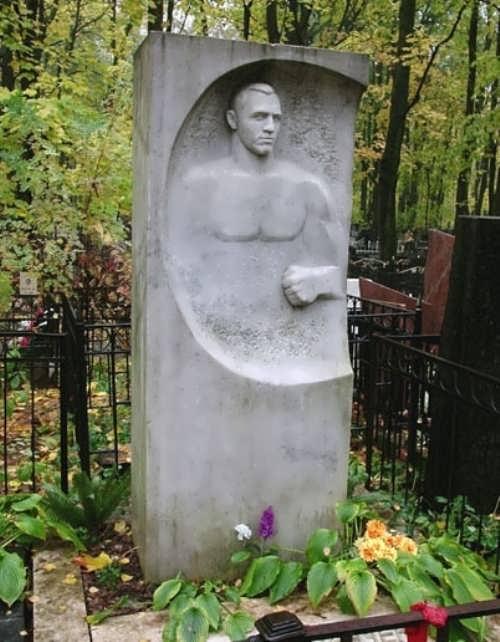 Popchenko grave