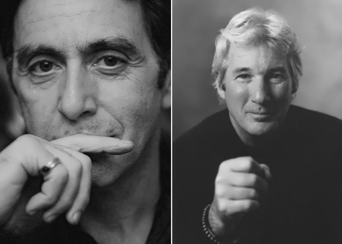 Al Pacino Richard Gere