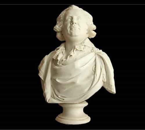 Bust of A. A. Bezborodko