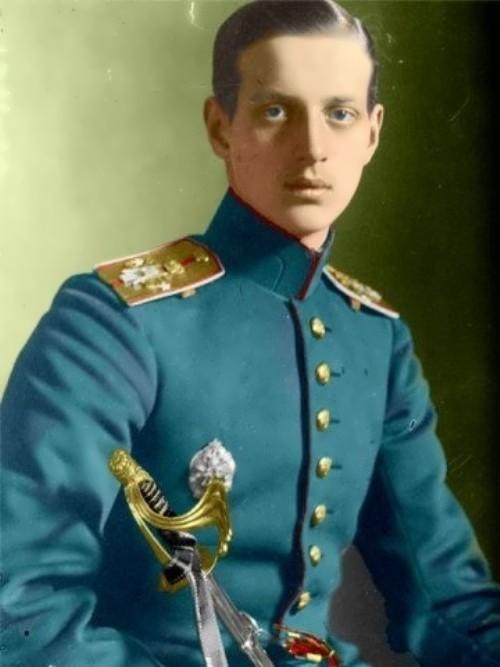 Dmitri Pavlovich