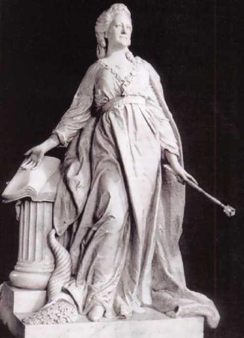 Ekaterina II, 1789-1790