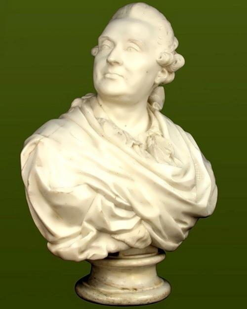 Portrait of Prince A. M. Golitsyn, 1773