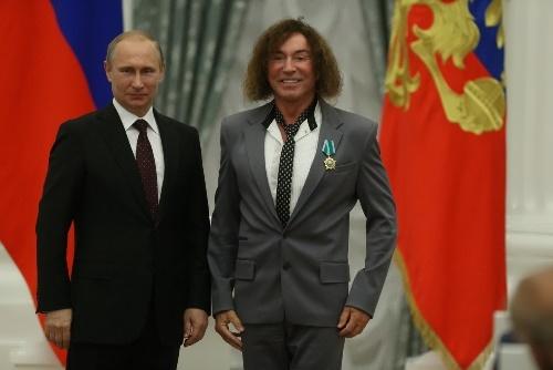 Leontiev Putin