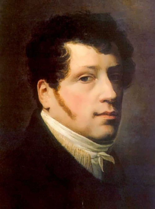 Silvestr Shchedrin. Self-portrait