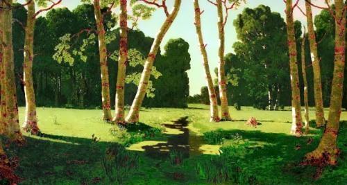 Birch Grove, 1879