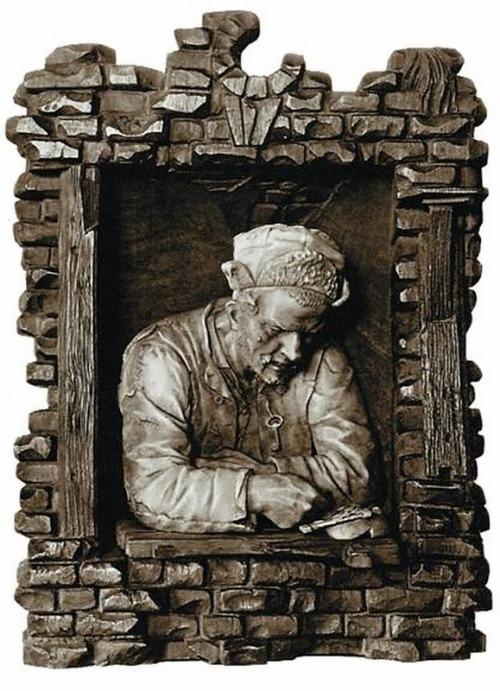 Jewish Miser, 1865